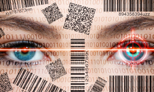 Barcode, Scanner Face